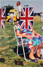 MARTIN PARR    THINK OF ENGLAND, 1999