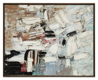 View 2. Thumbnail of Lot 34. JEAN-PAUL RIOPELLE | UNTITLED.