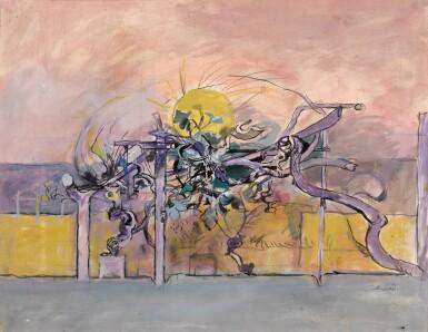 GRAHAM SUTHERLAND, O.M. | VINE PERGOLA