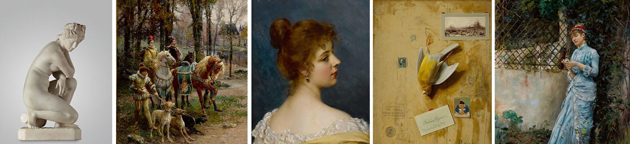 European Paintings, Drawings and Sculpture