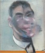 FRANCIS BACON 弗朗西斯・培根 | STUDY FOR A PORTRAIT 肖像習作