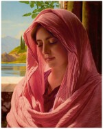 JOHN WILLIAM GODWARD, R.B.A. | Pyrallis
