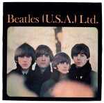 THE BEATLES | US souvenir tour booklet, signed by all four, August 1965