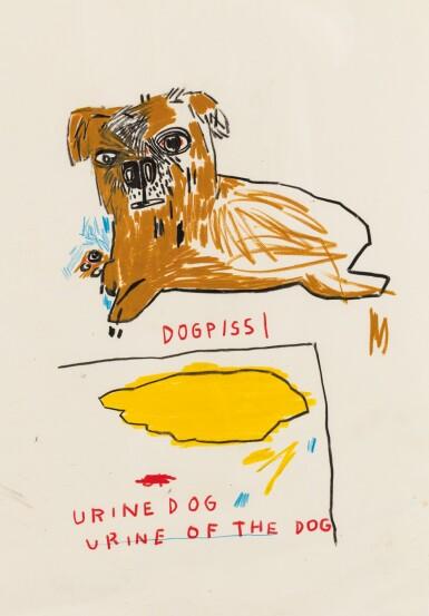 View 3. Thumbnail of Lot 114. Dealer's dog.