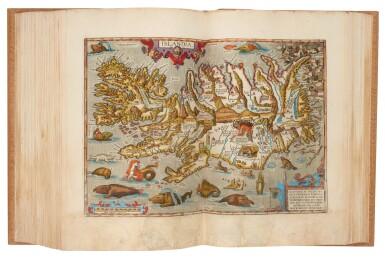 View 3. Thumbnail of Lot 50. Abraham Ortelius | Theatrum orbis terrarum, 1595.