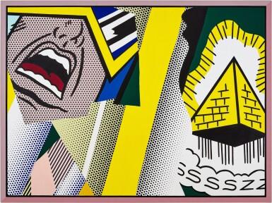 View 1. Thumbnail of Lot 1117. Roy Lichtenstein 羅伊・李奇登斯坦 | Reflections: Mystical Painting 反射系列:神秘的繪畫.