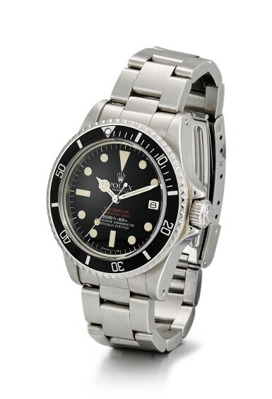 """View 2. Thumbnail of Lot 115. ROLEX 