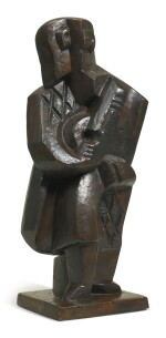 Arlequin à la mandoline