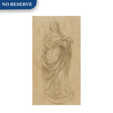 View 1. Thumbnail of Lot 133. The Immaculate Conception.