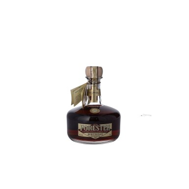 View 1. Thumbnail of Lot 165. Old Forester 12 Year Old Birthday Bourbon 98 proof 1999 (1 BT75).