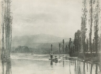 View 3. Thumbnail of Lot 7. EDMOND HAMEL | PHOTOGRAPHS FROM AROUND MEXICO CITY, 1903-1919.