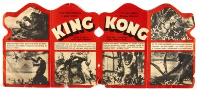 KING KONG (1933) HERALD, US