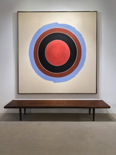 View 4. Thumbnail of Lot 15. KENNETH NOLAND |  EMBER .