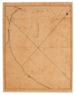 BALL, Capt. | manuscript plans of the Battle of the Nile, c.1798