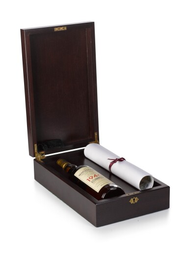 View 3. Thumbnail of Lot 290. The Macallan Select Reserve 52 Years Old 40.0 ABV 1946.