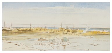 View 1. Thumbnail of Lot 221. Assiut on the Nile, Egypt.