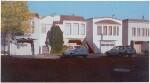ROBERT BECHTLE |  FOUR HOUSES ON PENNSYLVANIA AVENUE