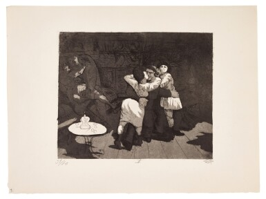 View 31. Thumbnail of Lot 19. Der Krieg (K. 70 - 119).