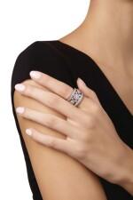 DIAMOND 'SNOWFLAKE' RING, VAN CLEEF & ARPELS, FRANCE