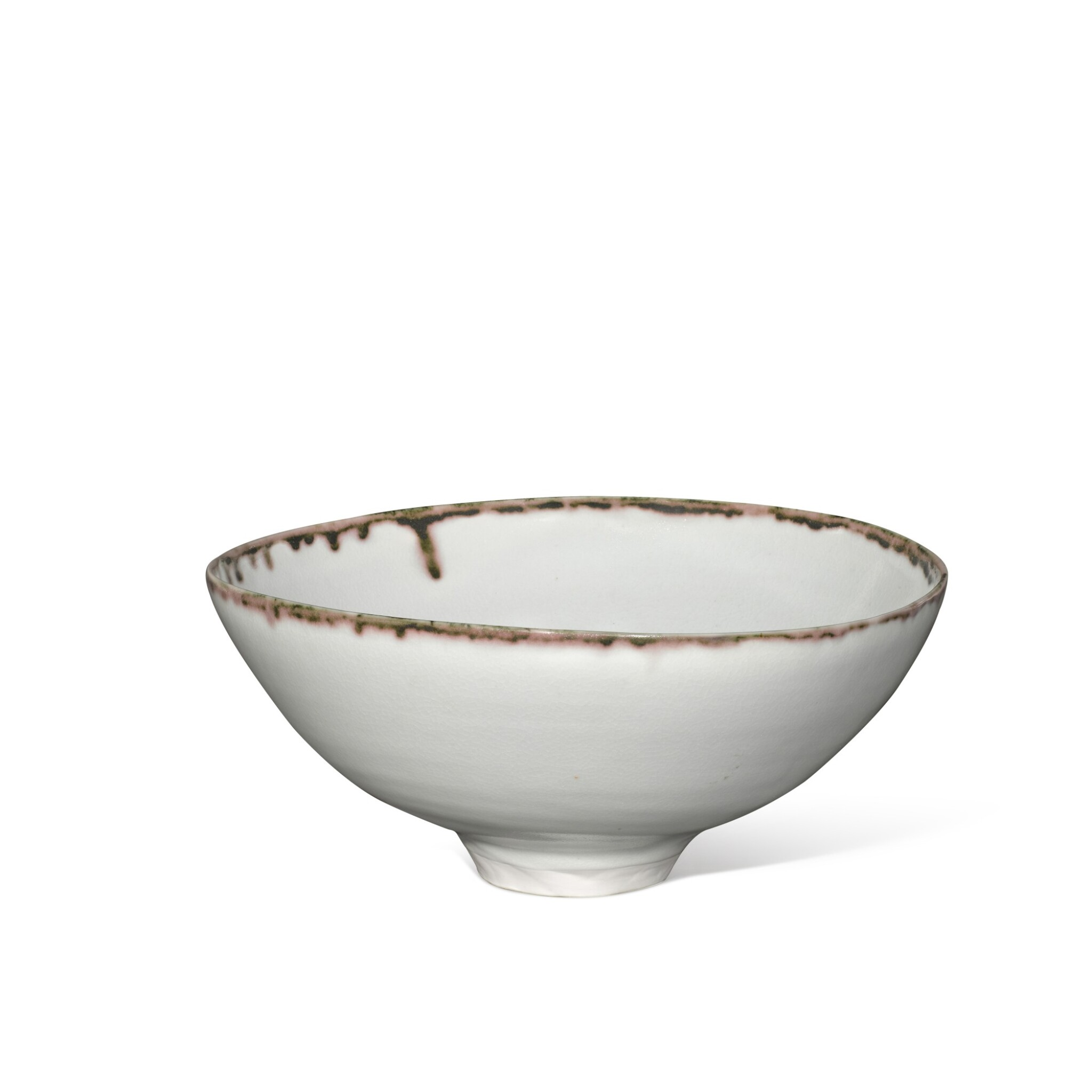 View full screen - View 1 of Lot 164.  EDMUND DE WAAL | A LARGE BOWL.