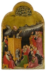 The Sermon of St. Peter Martyr