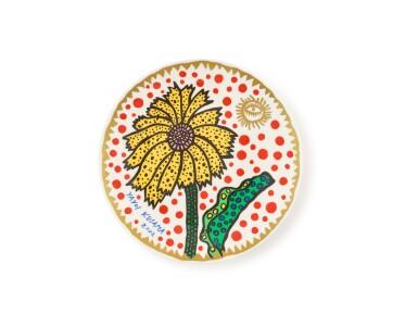 草間彌生 Yayoi Kusama | 黃花 Yellow Flower