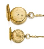 EDWARD FUNNELL, BRIGHTON | 'THE GREAT EXHIBITION MINIATURE LEVER WATCH'