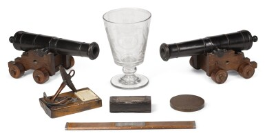 MR BEDFORD'S COLLECTION OF BRITISH MARITIME RELATED OBJECTS