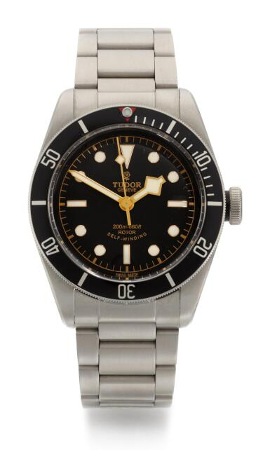 TUDOR | BLACK BAY, REFERENCE 79220N STAINLESS STEEL WRISTWATCH WITH BRACELET, CIRCA 2016