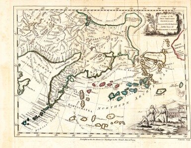 Riesedel   Travels through Sicily, 1773 [bound with] Staehlin, Account of the new northern Archipelago, 1774