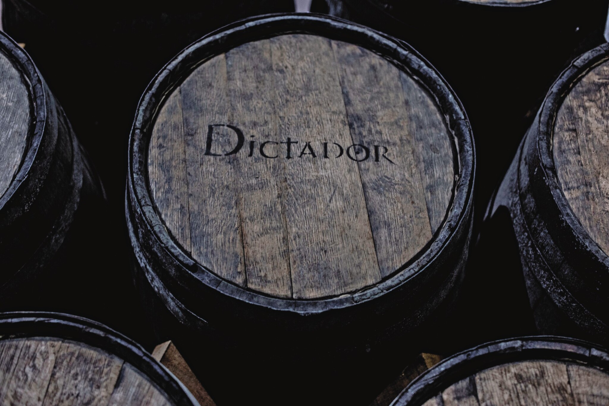 View full screen - View 1 of Lot 131. A sherry cask of Dictador Colombian 40 Year Old Rum 62.7 abv 1980 .