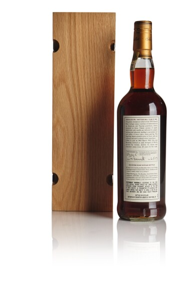View 2. Thumbnail of Lot 53. THE MACALLAN FINE & RARE 25 YEAR OLD 49.4 ABV 1991  .