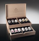 Unique collection case of 12 x 750ml bottles of Ornellaia with Vendemmia d'Artista labels
