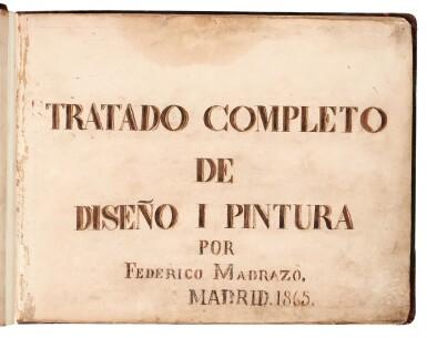 Perspective | Tratado completo de diseño i pintura, [Madrid, 1865...