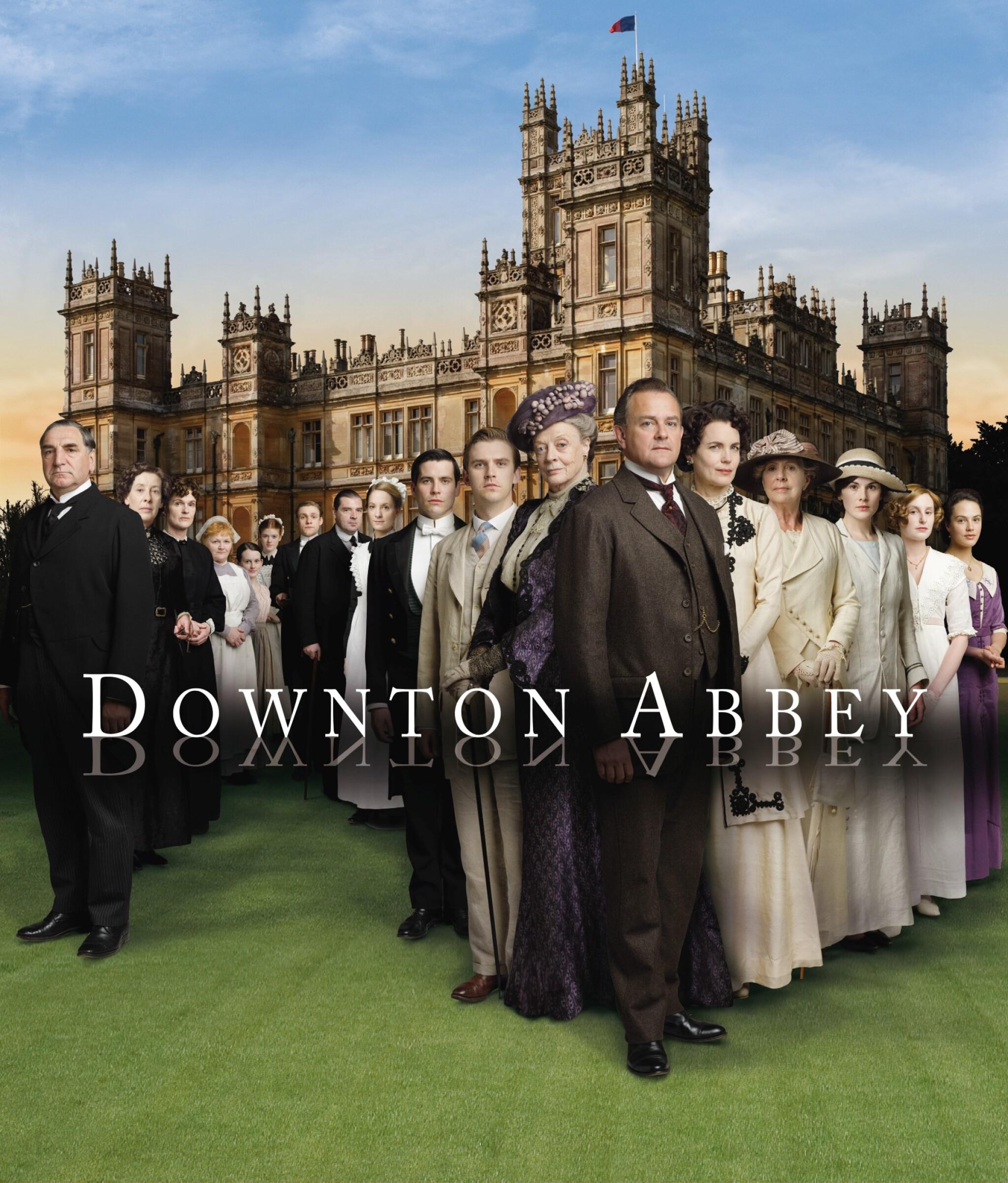 View full screen - View 1 of Lot 6. LockDownton Abbey Virtual Houseparty.