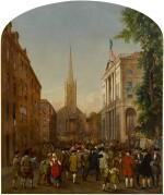 The Inauguration of George Washington
