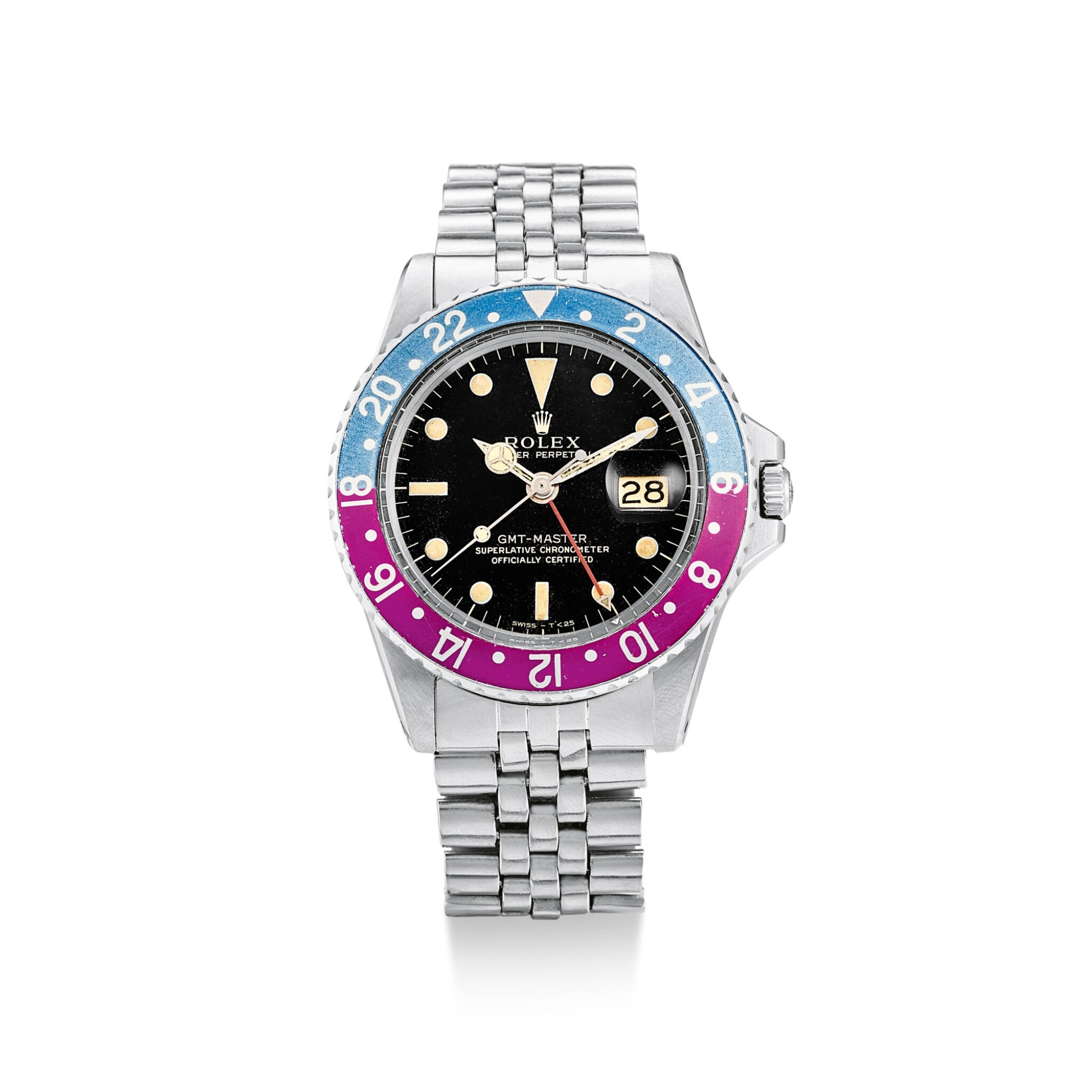 """View 1 of Lot 2125. ROLEX 