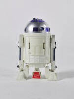 STAR WARS, JAPANESE COCA COLA AM RADIO PREMIUM ROBOT 8 IN., 1978