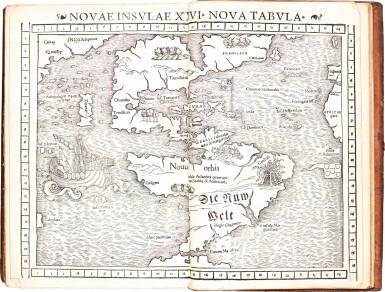 Ptolemy | Geographiae libri VIII, 1552
