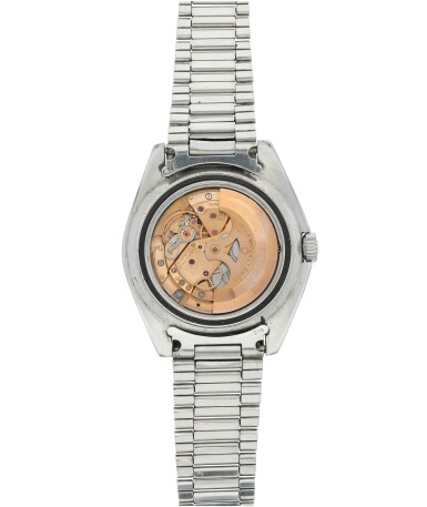 View 7. Thumbnail of Lot 151. OMEGA   REFERENCE 165.024 SEAMASTER 300  A RARE STAINLESS STEEL AUTOMATIC CENTER SECONDS WRISTWATCH, CIRCA 1968.