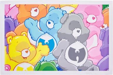 View 1. Thumbnail of Lot 86. Wu Tang Care Bears | 武當熊.