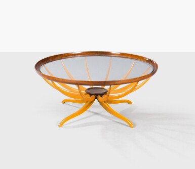 GIUSEPPE SCAPINELLI | OCCASIONAL TABLE, CIRCA 1950 [TABLE BASSE, VERS 1950]