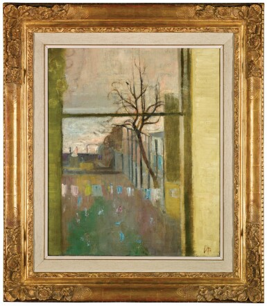 View 2. Thumbnail of Lot 631. VICTOR PASMORE, R.A. | VIEW TO THE THAMES.