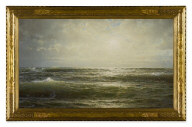 WILLIAM TROST RICHARDS | AN OCEAN VIEW
