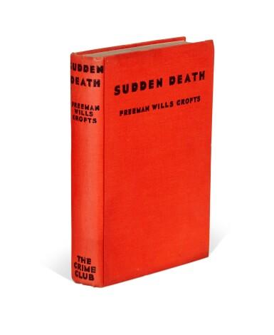 View 2. Thumbnail of Lot 78. Freeman Wills Crofts | Sudden Death, 1932.