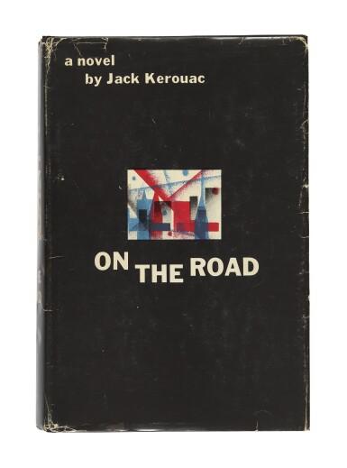 View 2. Thumbnail of Lot 121. (CASSADY, NEAL) | Kerouac, Jack. On the Road. New York: Viking Press, 1957.