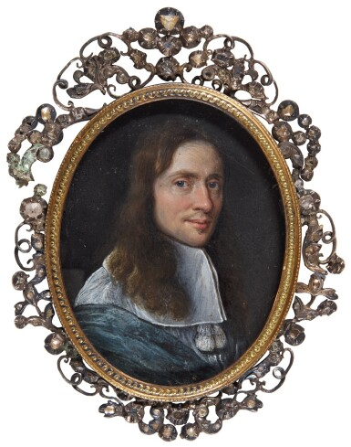 ATTRIBUTED TO GASPAR SMITZ | PORTRAIT OF A GENTLEMAN, CIRCA 1660