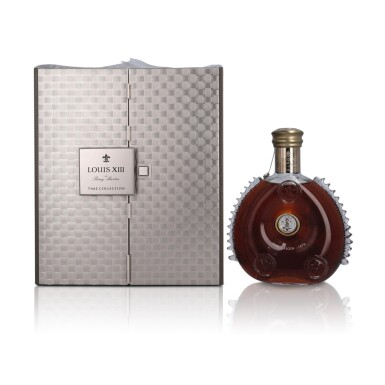 View 2. Thumbnail of Lot 176. Remy Martin Louis XIII Time Collection: The Origin - 1874 40.0 abv NV (1 BT75).