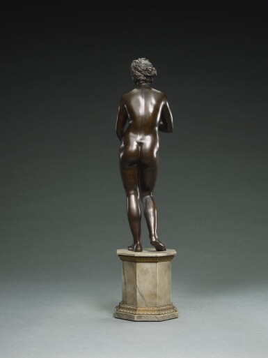 ATTRIBUTED TO MASSIMILIANO SOLDANI BENZI (1656-1740), ITALIAN, FLORENCE, FIRST HALF 18TH CENTURY, AFTER THE ANTIQUE  | VENUS DE' MEDICI