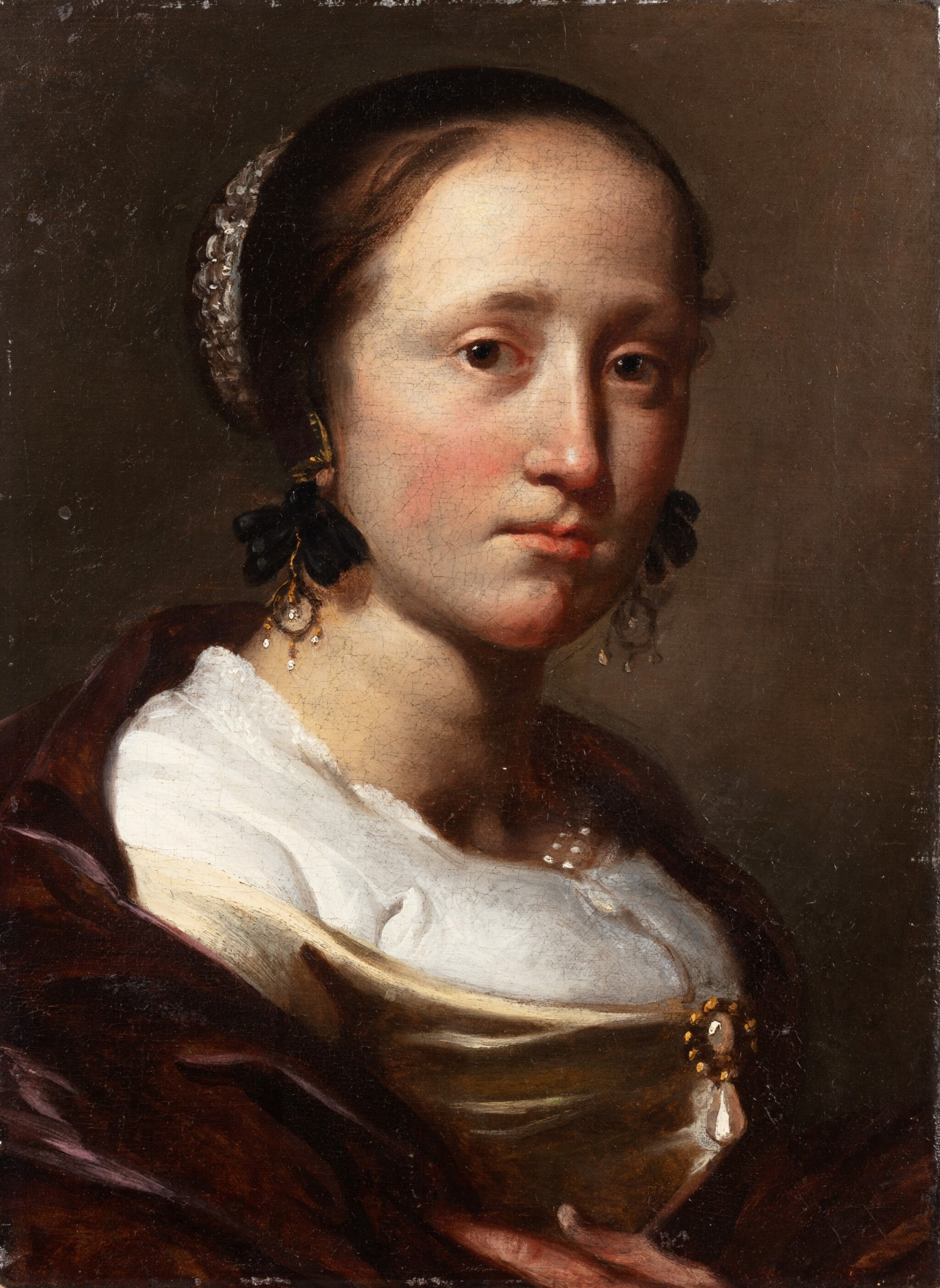 View full screen - View 1 of Lot 140. Portrait of a Lady.
